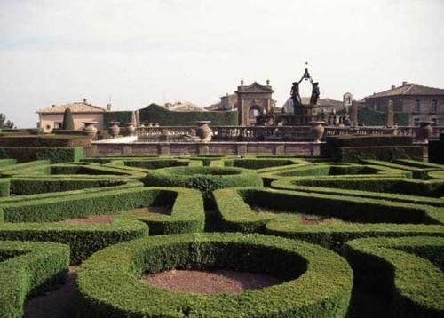 Італійські сади епохи Відродження