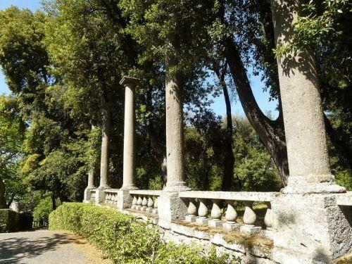 Сад вілли Ланте - один з найдосконаліших садів епохи Відродження