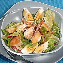 Салат цезар з куркою