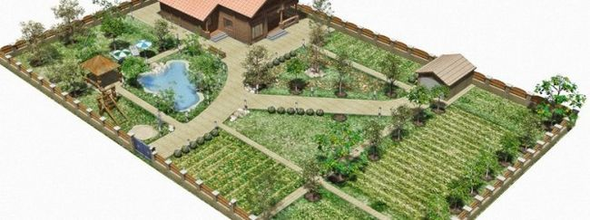 Самостійне планування саду