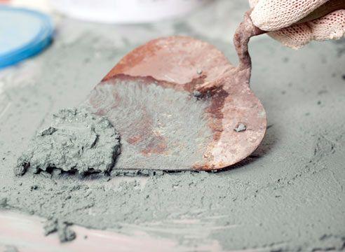 Штукатурки на основі цементу і гіпсу