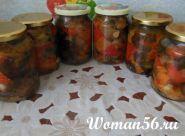 Соте з баклажанів - рецепт з фото