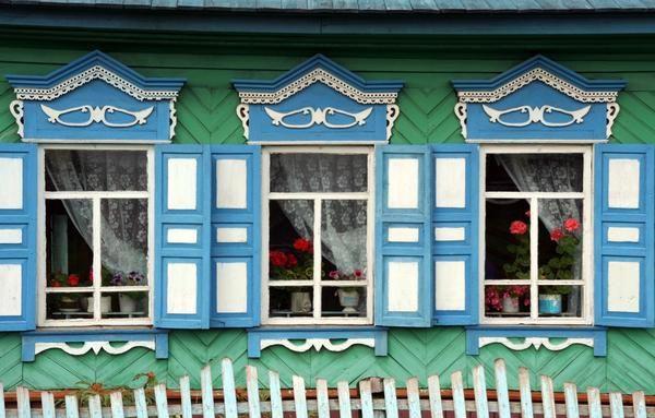 Віконниці - красива і корисна традиція
