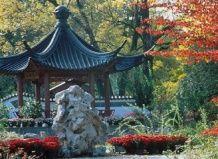 Стилі ландшафтного дизайну. Китайський стиль