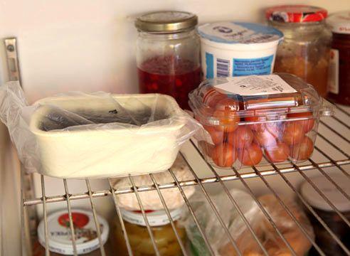стратифікація насіння в холодильнику