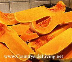 Для супу з гарбуза (гарбузового супу) краще брати мускатну гарбуз з яскраво-оранжевою м`якоттю