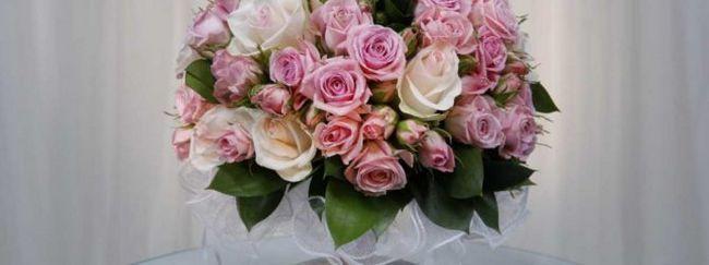 Весільний букет: вибираємо квіти для весілля