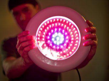 Збірка світлодіодного світильника своїми руками