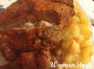Свинина в духовці запечена в фользі
