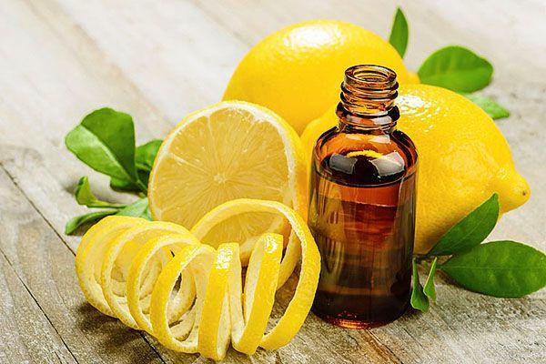 Лимонне ефірне масло