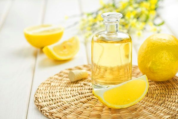 Масло лимона широко використовують в косметології