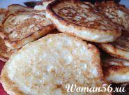 Сирники сирні - рецепт з фото