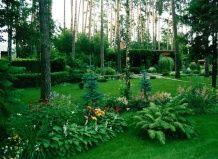 Тіньовий сад!