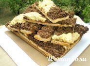 Тертий пиріг - фото рецепт