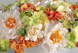 Вчимося робити листочки для квітів: ліплення з полімерної глини
