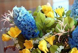 Вчимося створювати флористичні вироби з холодного фарфору