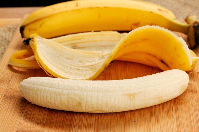 добриво з бананової шкірки