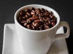 Кава для квітів