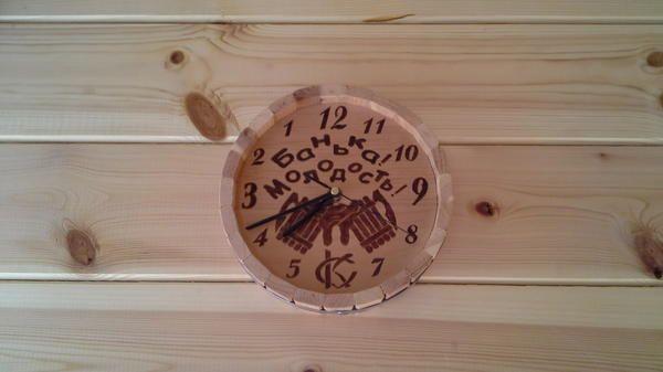банні годинник