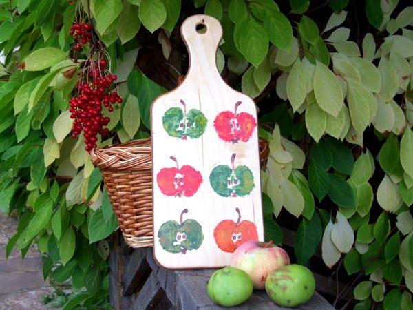 Друк фруктами
