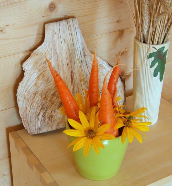 Букет з моркви