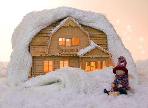 Утеплення будинку: дах, стіни, фундамент