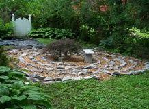 В сад - по спіралі