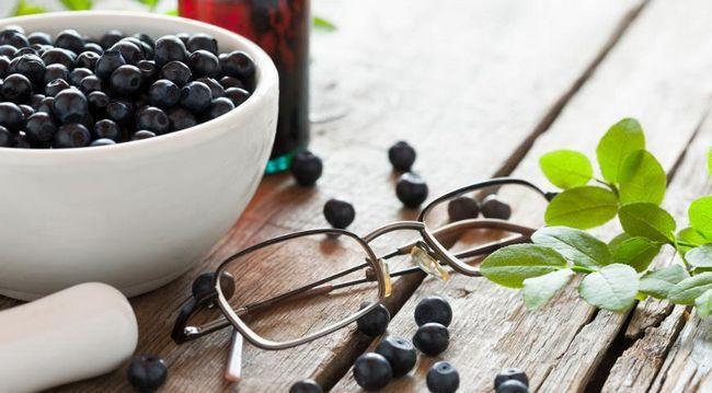 вітаміни для очей, продукти для хорошого зору