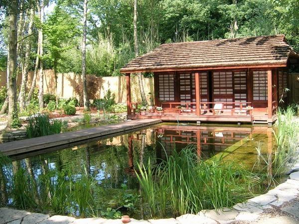 Водойми на дачі - ставок або басейн?