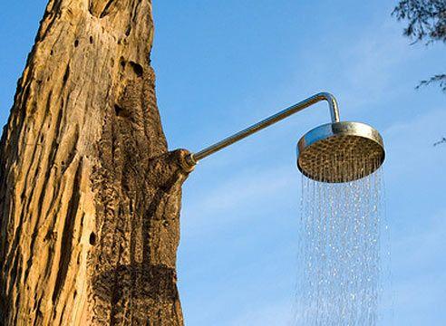 Вибираємо літній душ