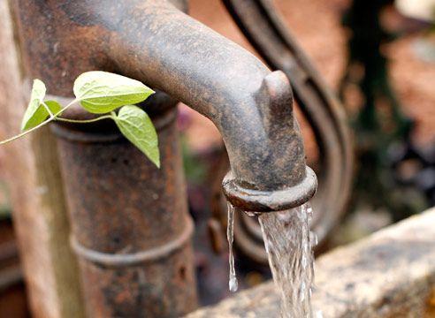 Заміське водопостачання: колодязні насоси