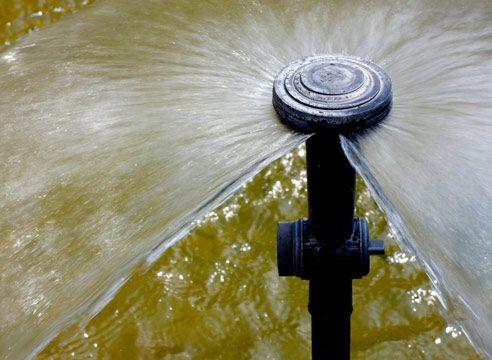 Натиск води