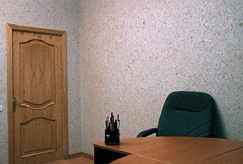 Рідкі шпалери: настінне покриття для ледачих