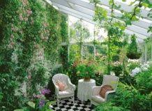 Зимовий сад - куточок вічного літа