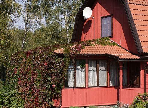 Зимова дача: особливості будівництва